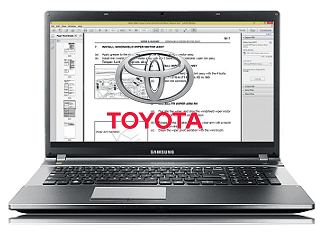 1987 Toyota 4Runner Workshop Repair Service Manual Pdf Download