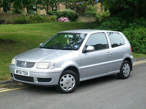 2001 Volkswagen Polo Service Repair Manual