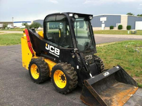 JCB 135, 155, 175, 190, 205, 150T, 190T, 205T Skid Steer Loader (ROBOT) Service Repair Workshop Manual DOWNLOAD