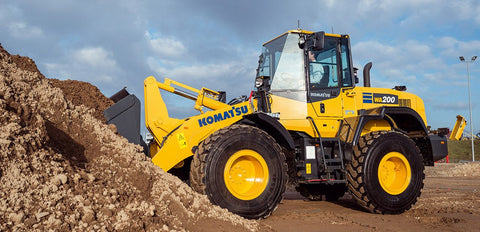 Komatsu WA200-7 Wheel Loader Workshop Service Manual (SN 80001 & Up)