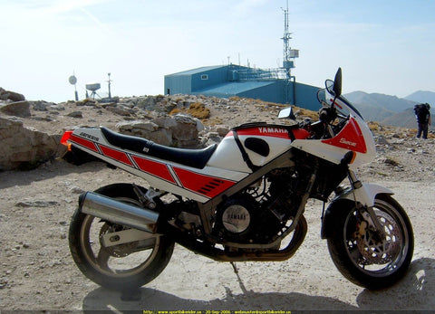 1990 Yamaha FZ750 Workshop Repair Service Manual PDF Download
