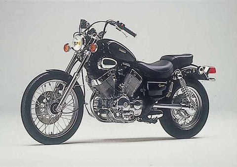 1990 Yamaha XV535 (V-Twins) through 1100 Workshop Repair Service Manual PDF Download