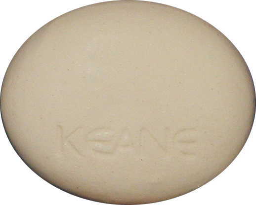 KEANE Clay Earthenware White Paper 10kg