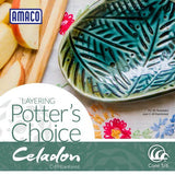 AMACO Celadon HF Glaze Rainforest 472ml
