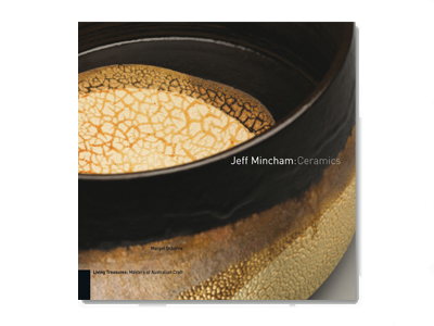 Jeff Mincham Ceramics Book