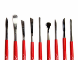 Xiem Modeling & Carving Set 9 Red