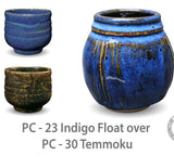 AMACO Potters Choice HF Glaze Indigo Float