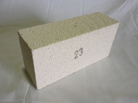 Kiln Insulating Brick 230 x 115 x 75mm