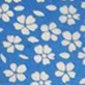 Tissue Transfer Small Flower - Blue