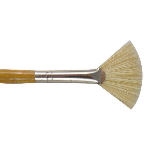 Brush Fan Bristle Hair 28mm