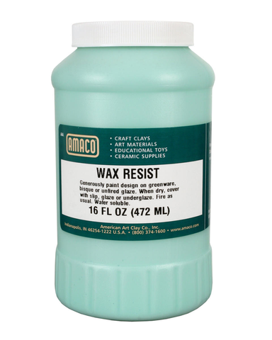 AMACO Wax Resist 472ml