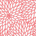 Tissue Transfer Dahlia - Red