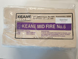 KEANE Clay Mid Fire No 6 Speckled 12.5kg