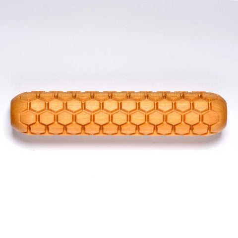 MKM Big Hand Roller 12cm Honeycomb