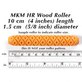 MKM Hand Roller 10cm Square Lines