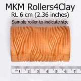 MKM Large Roller 6cm Cattails