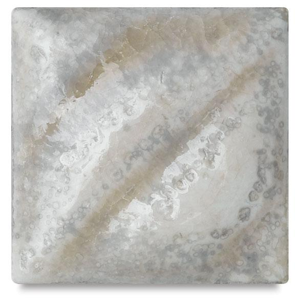AMACO R Raku Glaze White Crackle 472ml