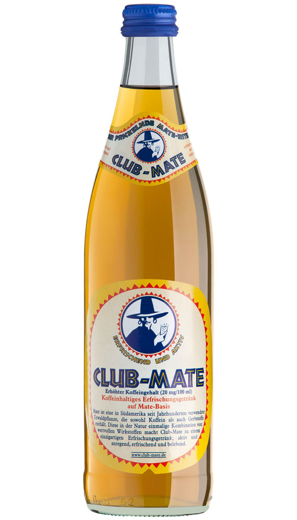 Club-Mate 500 ml (20 bottles)