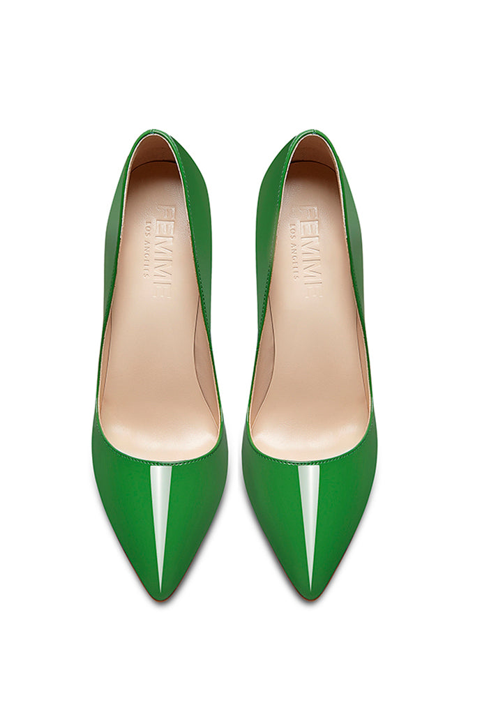 Gia Pumps - Forest Fall