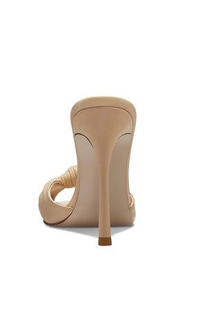 Janis Mule - Camel Leather