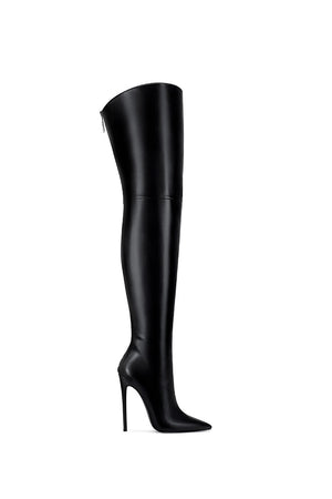 The Scorpio Thigh High Boot