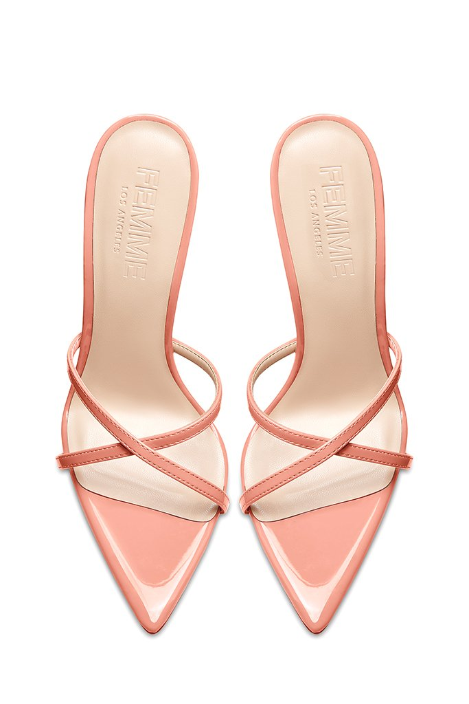 Donatella Mule - Peach