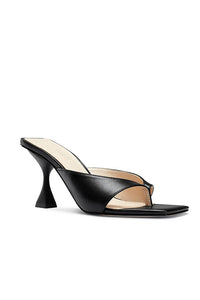 The Venice Slipper - Black