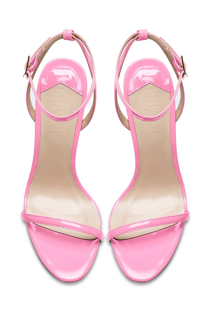 The Necessary Sandal - Barbie Pink