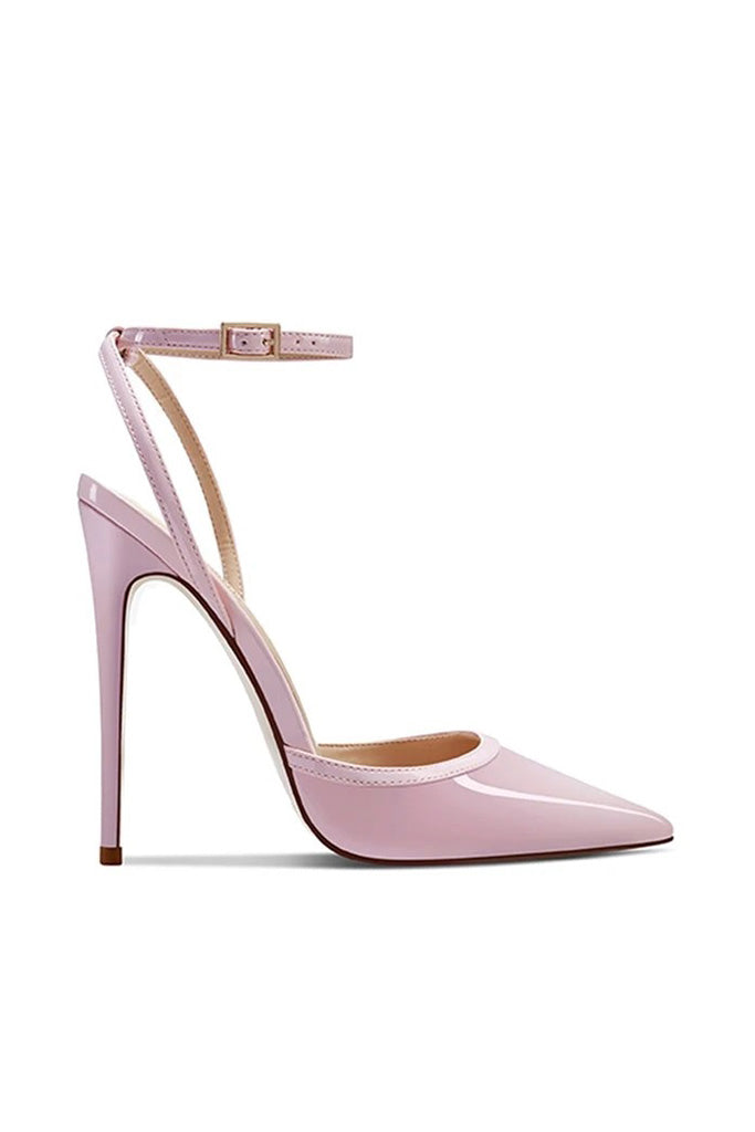 The Executive Sandal - Rose