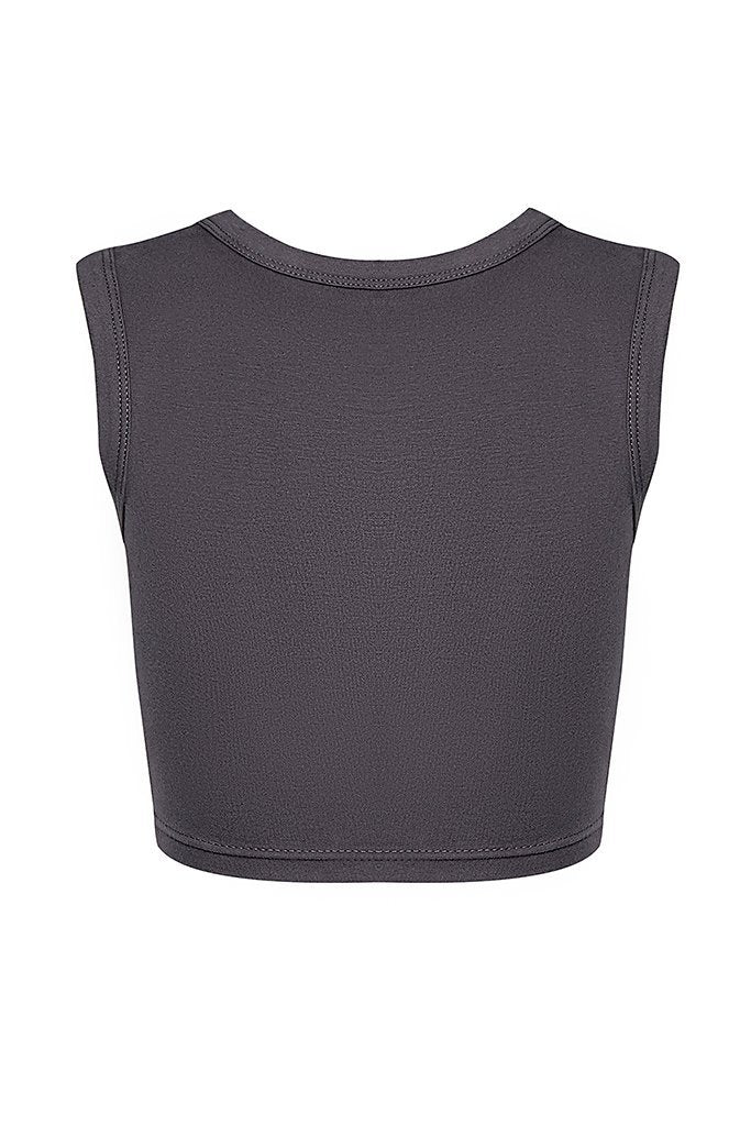 Elixa Sleeveless Tee - Grayson
