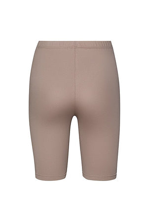 Chicle High Waisted Short - Taupe