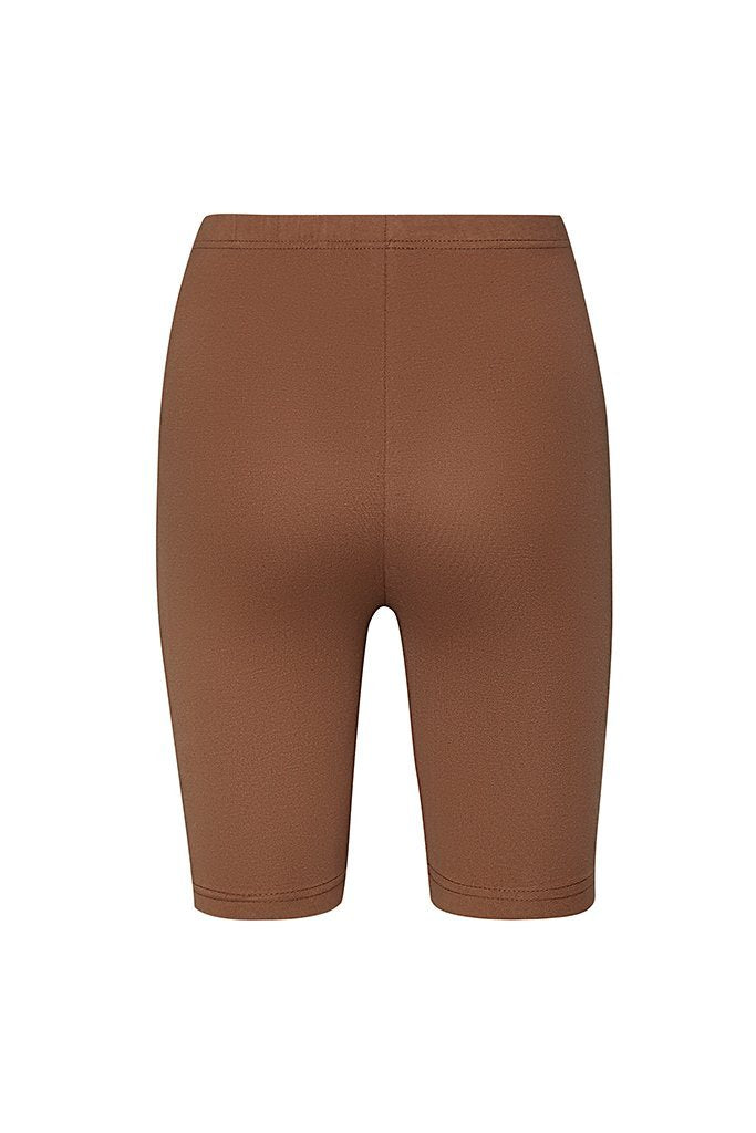 Chicle High Waisted Short - Cocoa