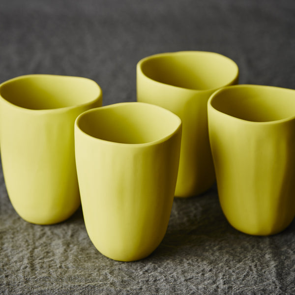 Large Cups (Set of 4)