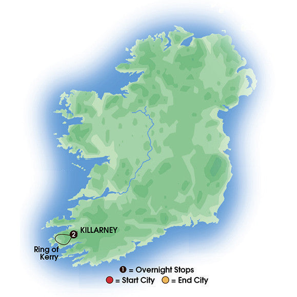 Burren & Connemara - 8 Days
