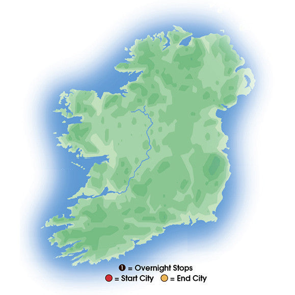 Cork, Blarney Castle, The Ring of Kerry and The Cliffs of Moher - 3 Days