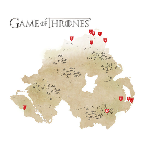 Emerald Travel Game of Thrones Tour