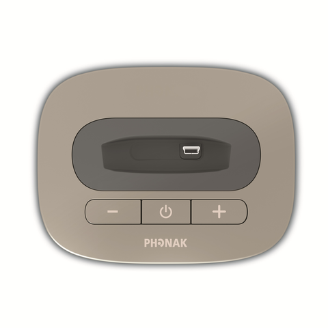 Phonak TVLink II Sender-TV-Adapter-Phonak-heargood.de