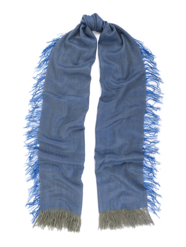 'SADA' FRINGED LIBERTY SCARF
