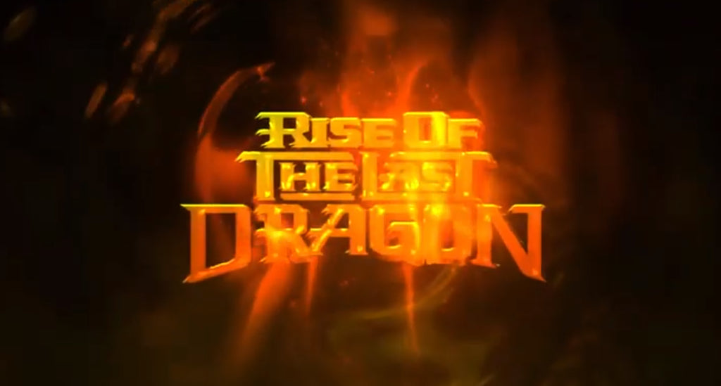 THE LAST DRAGON CARTOON SERIES TRAILER ...