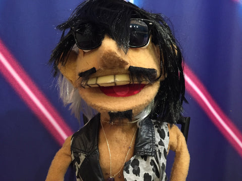 Mad Donn'o Puppet