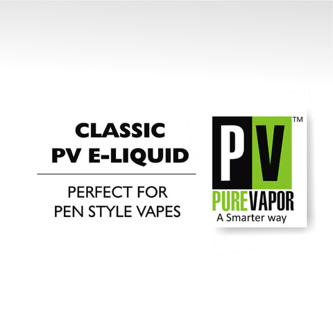 e-liquid pure vapor nz