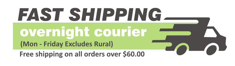 Free Shipping when you spend over $60NZD