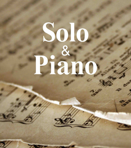 E. Solo instrument & Piano