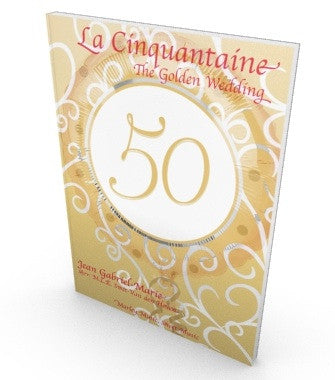 La Cinquantaine (Golden Wedding) salon music for piano quartet, parts and score in PDF.