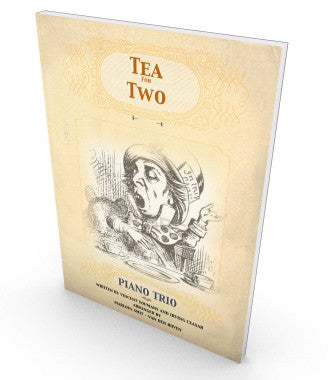 Tea For Two, Sheet music for Piano Trio, Score and Parts in PDF
