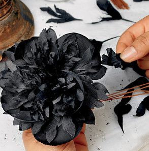 Silk Flora Workshops - Large peony