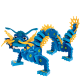 Aqua & Pyro Dragons Kit