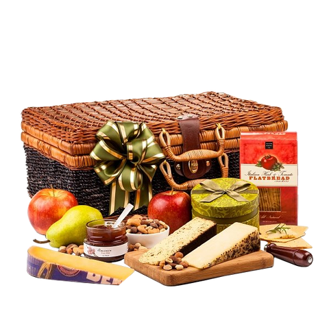 Artisan Fruit & Cheese Hamper