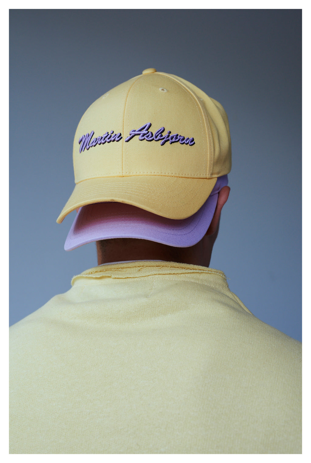 Martin Asbjørn Danish Menswear Designer Shop caps belts and other Accessories
