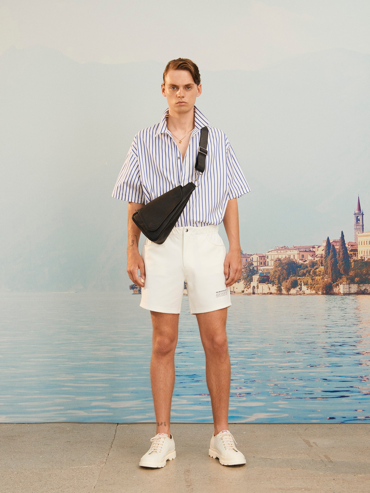 martin Asbjorn ma cotton shirt menswear ss20 spring20 boring lookbook